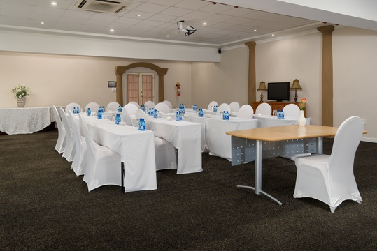 conference and business venue in clarens
