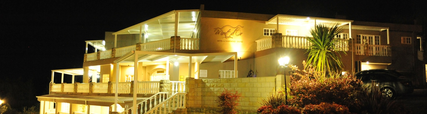 accommodation in clarens in the free state