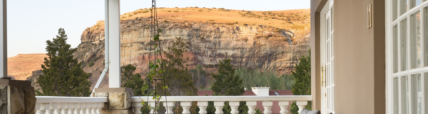 accommodation special in clarens