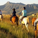 horse riding near Clarens with Clarens Xtreme